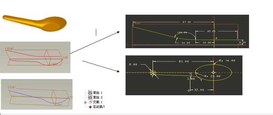 交流电路图画法